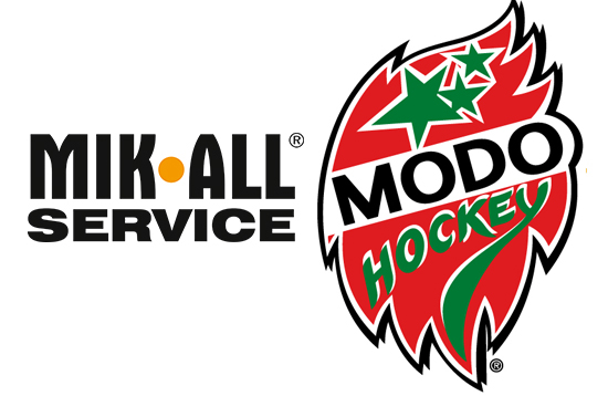 MIK ALL Service samarbete med MODO Hockey ungdom