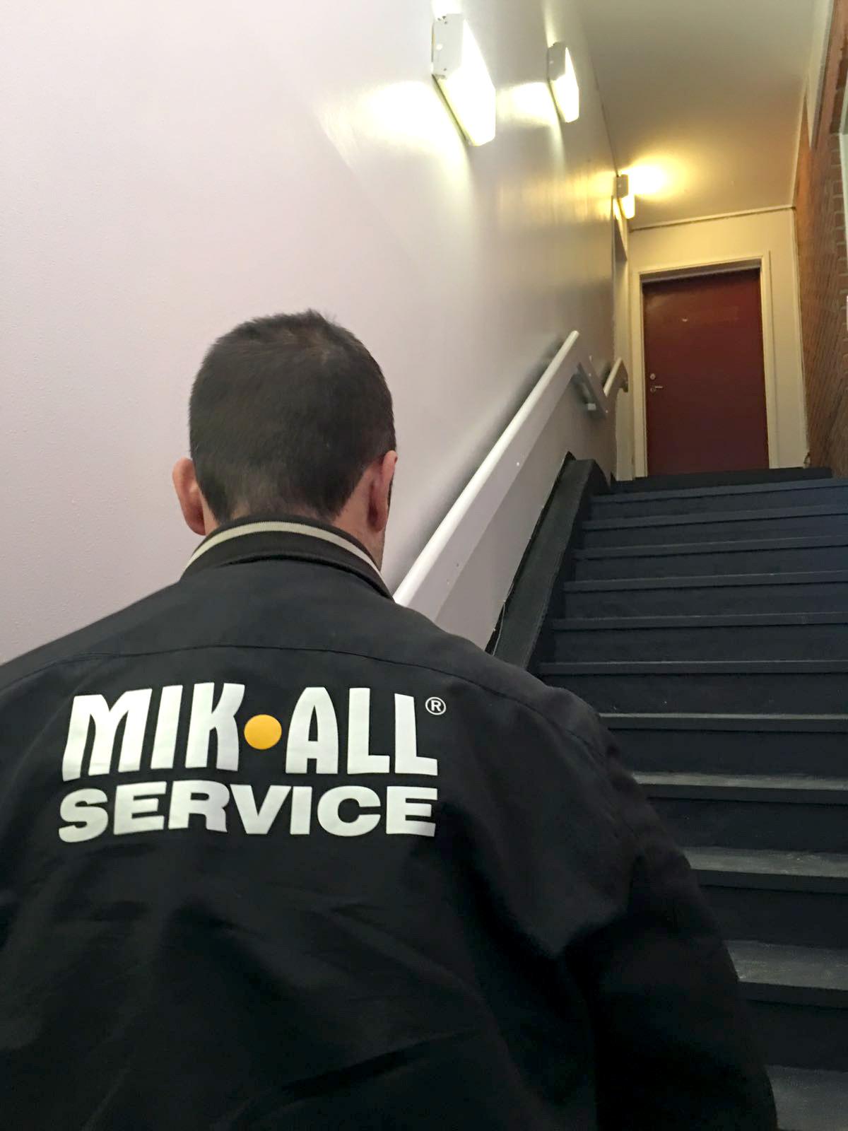 Måleri i Örnsköldsvik och Umeå, MIK ALL Service AB