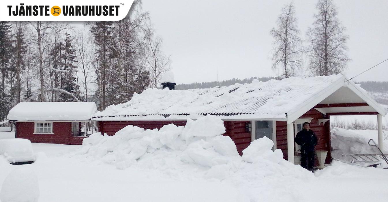 Takskottning i Örnsköldsvik och Umeå, MIK ALL Service AB. Tjänstevaruhuset